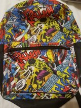 Marvel book bag.  Perfec5 condition in Beaufort, South Carolina