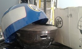 MEN CHECK THIS OUT! OUTDOOR Miller Lite Racing Grill in Naperville, Illinois
