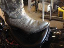Boots in Yucca Valley, California