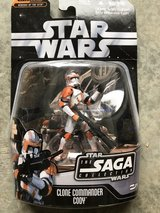 "Star Wars Clone ""Cody"" Collectible in Moody AFB, Georgia"