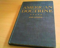 Book    American Doctrine in Waukegan, Illinois