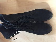 Navy Shore duty boots in Ramstein, Germany