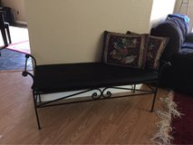bench very heavy, sturdy and good condition in Travis AFB, California
