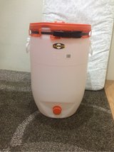 15 gallon fermenter brand new in Okinawa, Japan