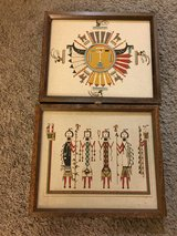 Native American - art pieces in Travis AFB, California