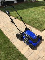 Electric(Corded) Lawn Mower(Kobalt) in Beaufort, South Carolina
