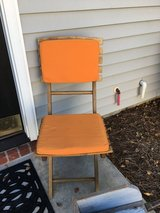 Adorable folding chair in Beaufort, South Carolina