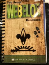 New Webelo book in Chicago, Illinois