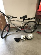 "26"" 18 speed aluminum Vertical Edge Runner Mountain Bike in Tacoma, Washington"