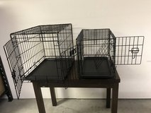 Wire Kennel (collapsible for easy storage) in Fort Lewis, Washington