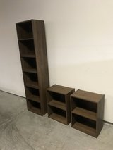 Stackable Bookshelves in Tacoma, Washington