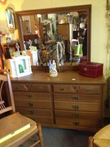 Dresser and Mirror in Fort Campbell, Kentucky