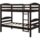 Twin Bunk Bed set with ladder-like new in Fort Lewis, Washington