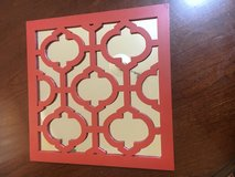 Hobby lobby wall mirror red in Glendale Heights, Illinois