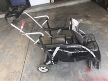 sit n stand stroller in Naperville, Illinois