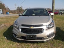 2016 Chev Cruze in Camp Lejeune, North Carolina