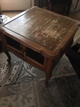 lovely project table in Beaufort, South Carolina