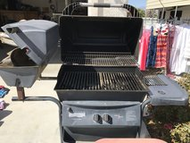 Charcoal/Gas BBQ in Yucca Valley, California