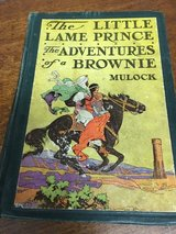 The little lame prince in Plainfield, Illinois