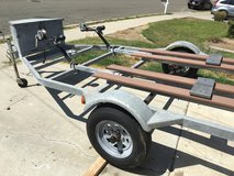 Galvanize trailer 14' x 7' 6 inches excellent condition in Camp Pendleton, California