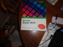 Perspective Microsoft Excel 2013 college Textbook in Kingwood, Texas
