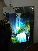 Water fall sound and light picture in Travis AFB, California