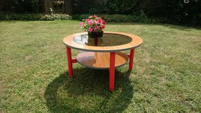 Circular Retro Coffee Table in Lakenheath, UK