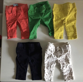 Baby gap jeans 0-3 months in Travis AFB, California