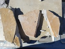 Stone off of fireplace in Alamogordo, New Mexico