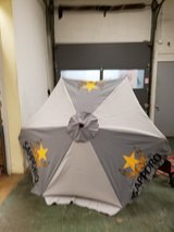 Brand New Sapporo 7' umbrella 6 sided in box in Westmont, Illinois