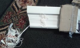 Faux blinds(2) measurements of  40 1/2 X 48 in Beaufort, South Carolina