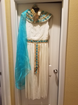 Cleopatra Costume in Travis AFB, California