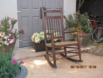 Outdoor Country Rocking Chair in Travis AFB, California