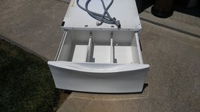 Sears front load washer. Base w/drawer in Travis AFB, California