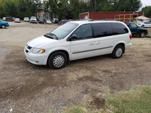 2001 dodge caravan in Fort Riley, Kansas