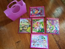 Girls Puzzle Set w/ Carrying Tote in Fort Campbell, Kentucky