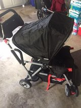 Joovy Stroller with Ride Along for Older Sibling in Camp Lejeune, North Carolina