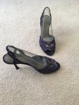 SLING BACK PURPLE PUMPS in Yucca Valley, California