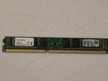 Kingston Technology 4GB DDR3 1600Mhz PC3 12800  computer memory in Alamogordo, New Mexico