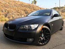 BMW 328i Murdered Out in Camp Pendleton, California