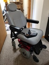 Jazzy 1103 Ultra Power Chair in Baytown, Texas