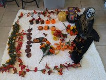 Halloween/Fall Decor Lot in Yucca Valley, California