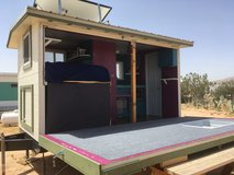 Low Impact Tiny House in Yucca Valley, California