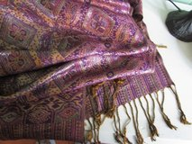 Women's Fringed Scarf/Shawl in Joliet, Illinois