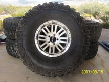 Goodyear Wrangler - Set of 5 Tires in Alamogordo, New Mexico