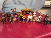 Playmobile Knights of the Round Table in Wiesbaden, GE