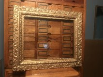 Gold Gild Picture Frame w/ Wavy Glass in Cherry Point, North Carolina