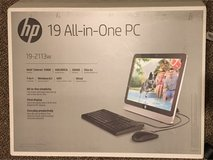 HP 19 All-in-One PC Computer in Orland Park, Illinois
