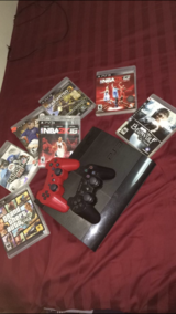 PS3 and games in Okinawa, Japan