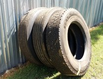 Semi Truck Tires 11R 24.5 in Fort Riley, Kansas
